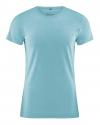 HempAge Hanf T-Shirt Otto - Farbe turquoise