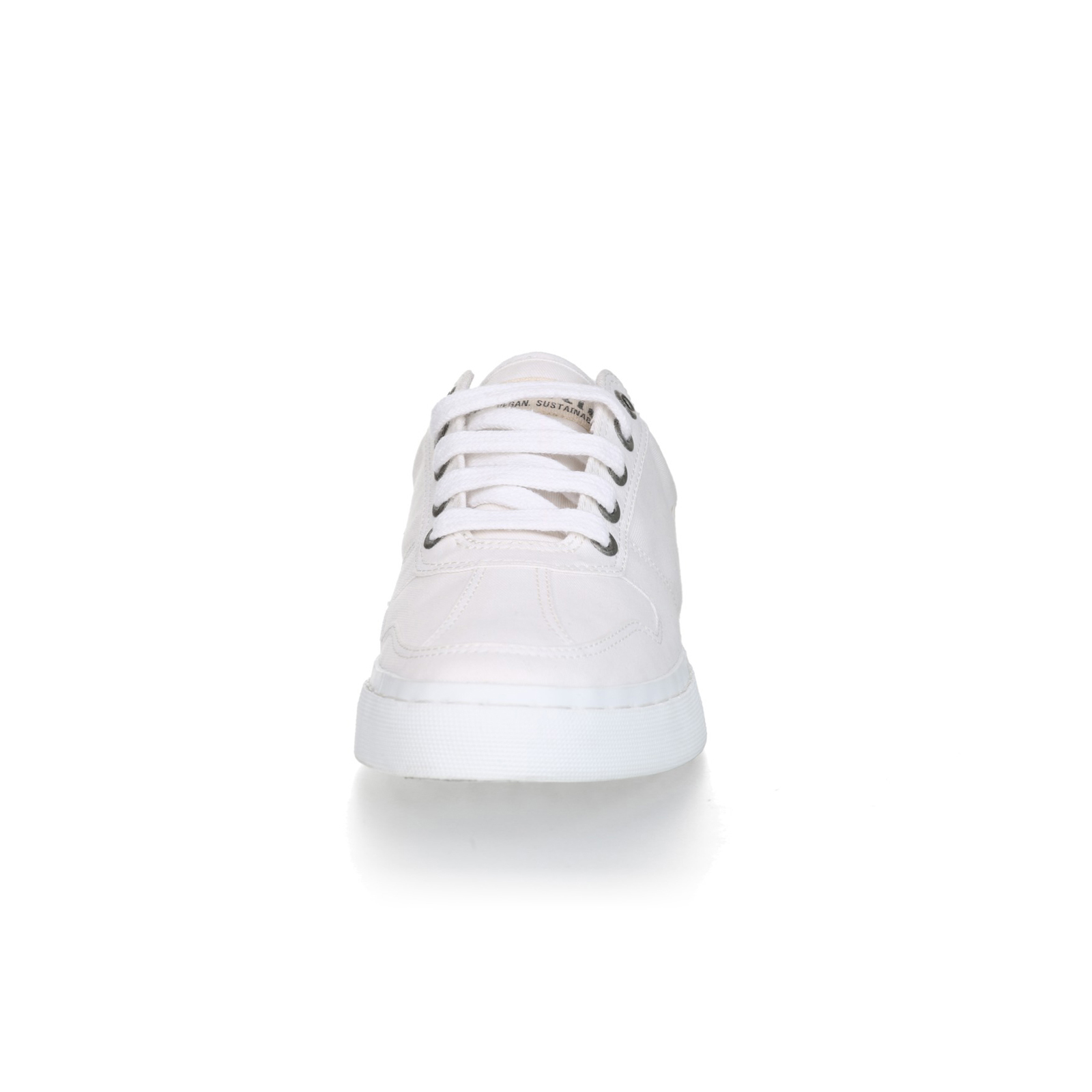 Ethletic Sneaker vegan Root 18 Farbe just white aus Bio