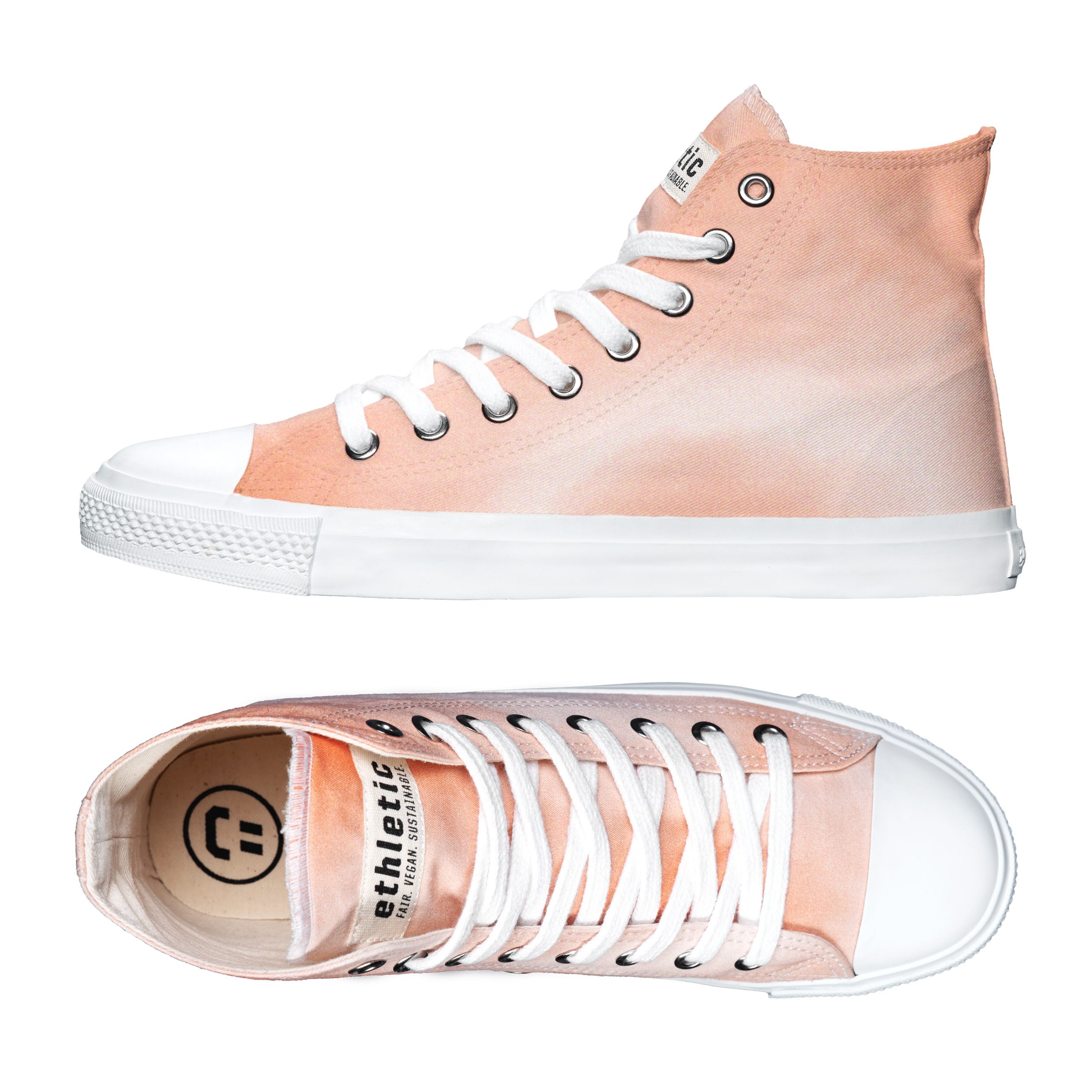 Ethletic Sneaker vegan HiCut Collection 19 Farbe little