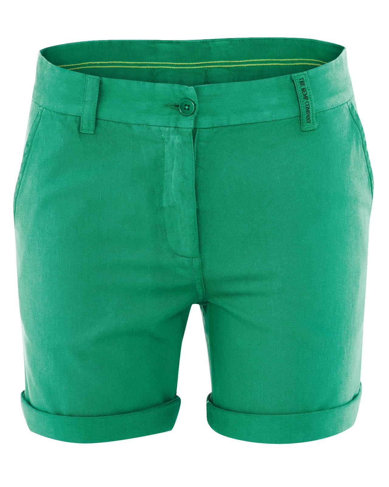 hempage hanf shorts jane farbe smaragd aus hanf und bio baumwolle kaufen im hanfwaren shop. Black Bedroom Furniture Sets. Home Design Ideas